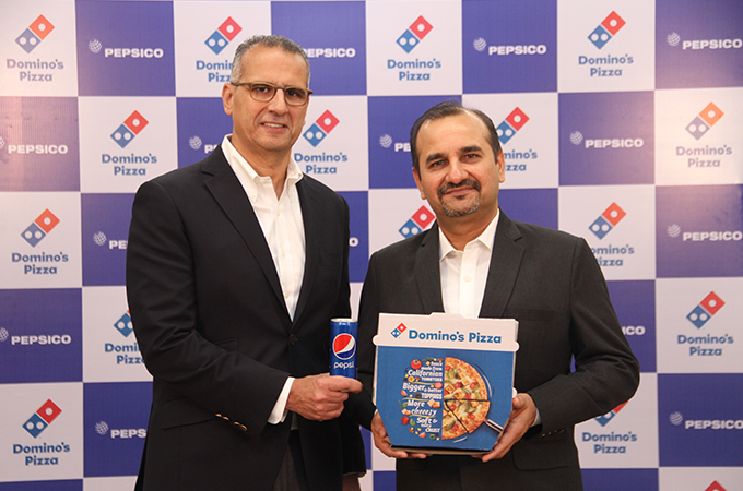 Jubilant FoodWorks announces PepsiCo as the new beverage partner