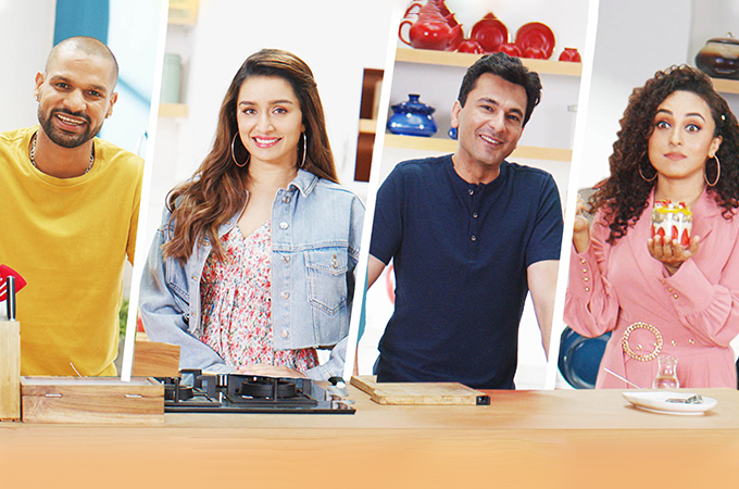 Kitchen Khanna & Konversations: Chef Vikas Khanna back with the third season of Quaker's Web-series